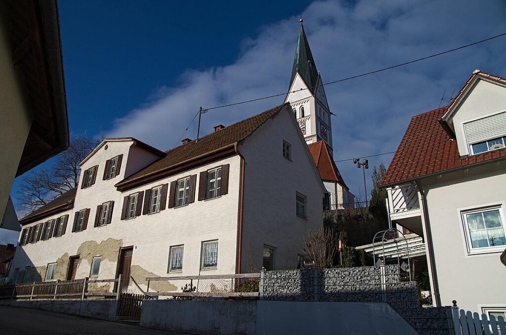 Kirchstr. 4 Südseite